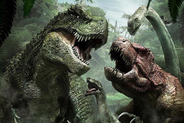恐竜 ティラノサウルスに関連した画像-01
