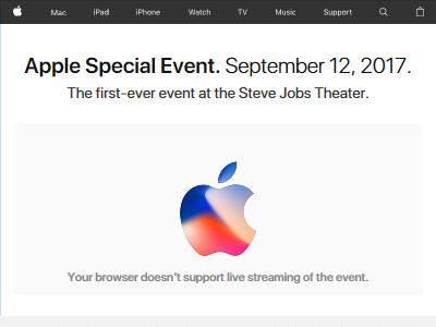 Apple 発表会 iPhone8 iPhone8Plusに関連した画像-02