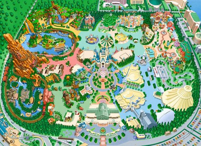 ディズニーランド はんこ ディズニー 消しゴムに関連した画像-01