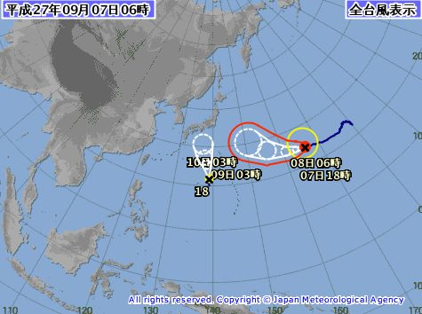 台風に関連した画像-06