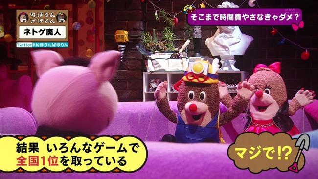 ネトゲ ネトゲ廃人 NHK 特集 ねほりんぱほりんに関連した画像-18