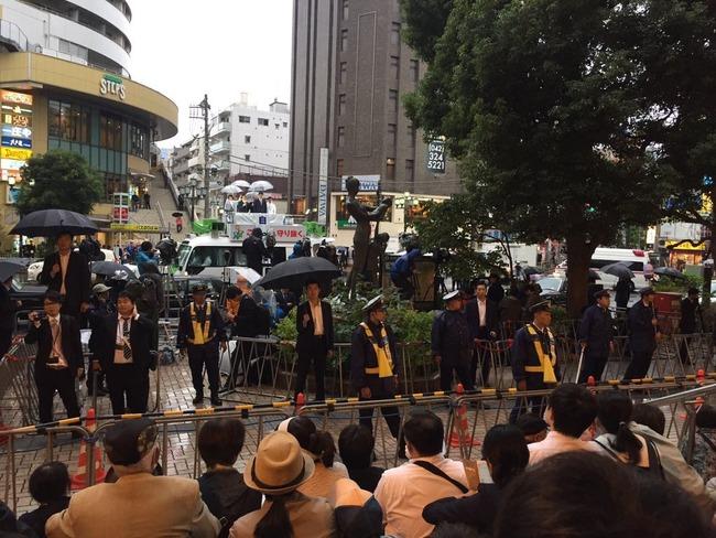 安倍首相 安倍晋三 ボディーガード SP 公安に関連した画像-02