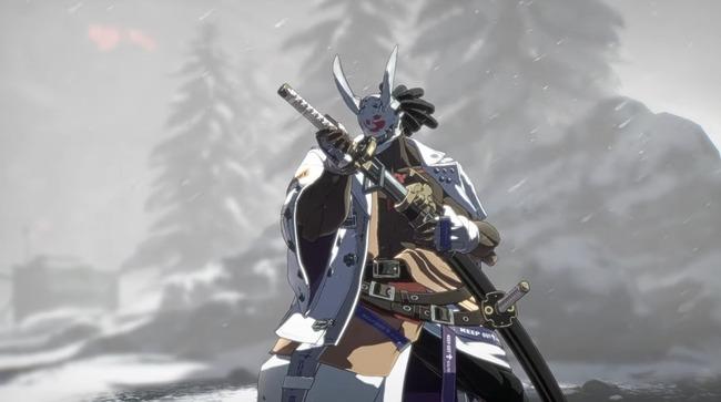 ギルティギア ストライヴ 名残雪 レオ=ホワイトファング PS5に関連した画像-14