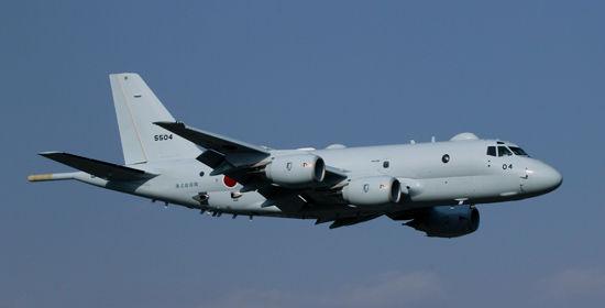 海上自衛隊 ツイート レーダー照射事件 P1哨戒機に関連した画像-01