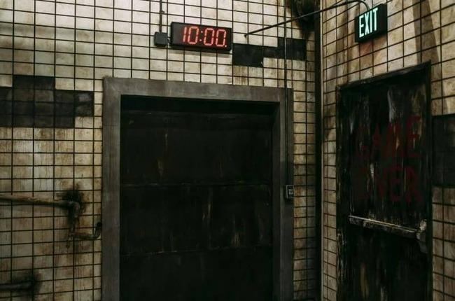 SAW ソウ ホラー ラスベガス お化け屋敷 脱出ゲームに関連した画像-03