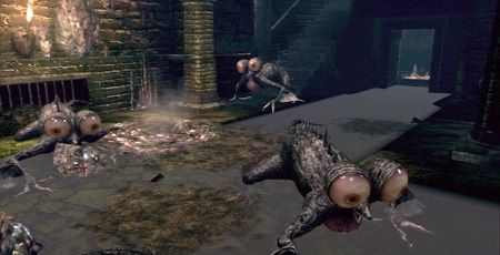 ダークソウル バジリスク 目 カエル デザインワークスに関連した画像-01