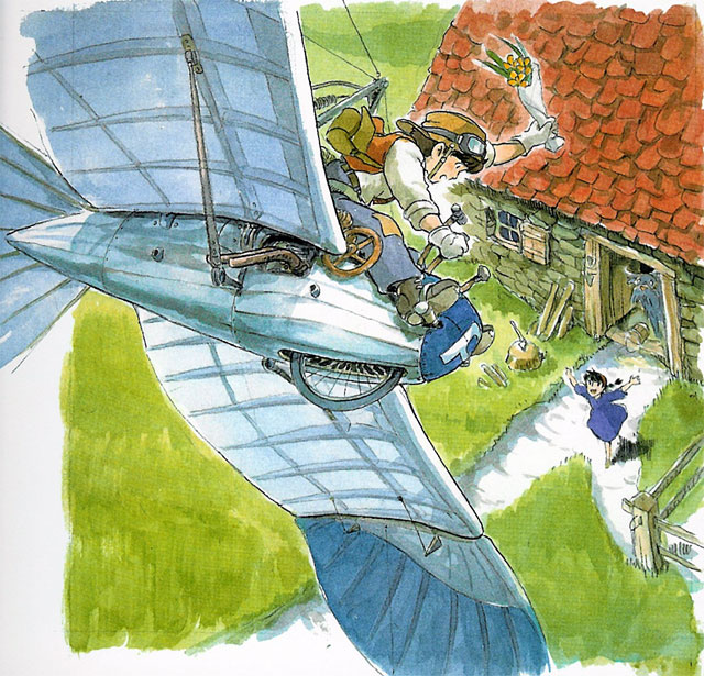 天空の城ラピュタ ラピュタ 幻 エンディングに関連した画像-04