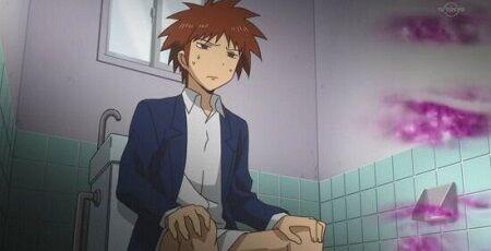 トイレ 男女 共用 使用中 店に関連した画像-01