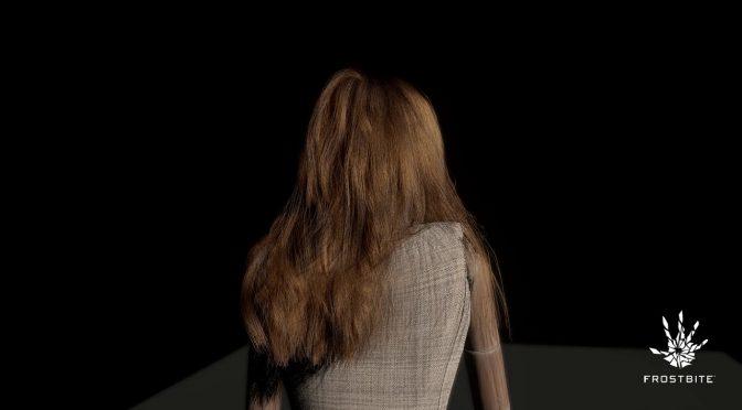 次世代機 EA 髪の毛 レンダリングに関連した画像-01