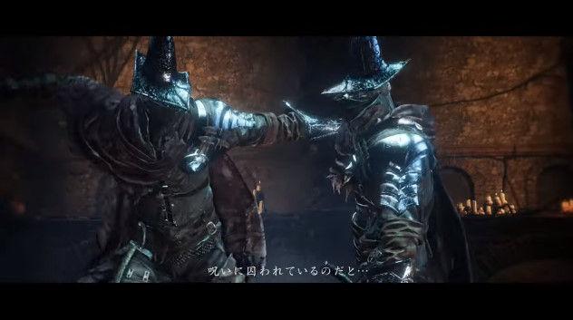 ダークソウル3 動画 ロンチトレーラー ボスに関連した画像-16