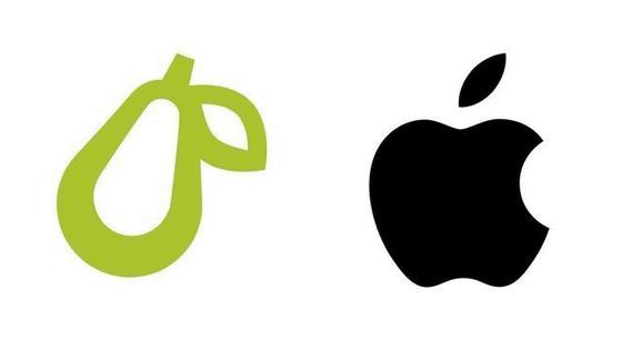 Apple ロゴ 洋梨 異議申し立て 嫌がらせに関連した画像-01