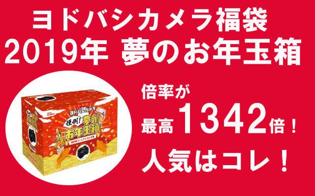 ヨドバシ ニンテンドースイッチ Switch福袋 お年玉箱 福袋に関連した画像-01