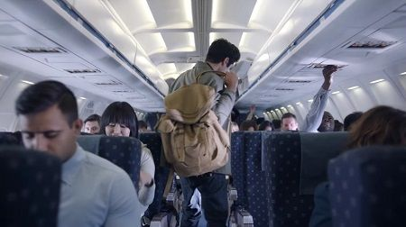 飛行機 テロリスト 冗談 メールに関連した画像-01