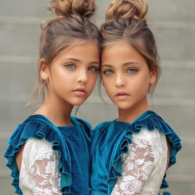 世界一美しい双子 姉妹 天使に関連した画像-04