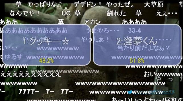 淫夢くん ニコニコ公式 スローロリス ニコニコ生放送に関連した画像-10