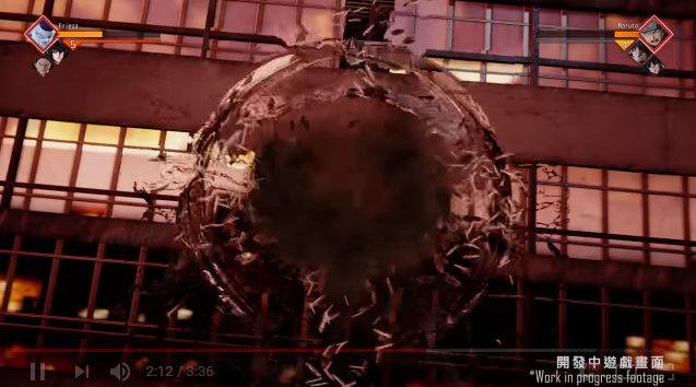 ジャンプフォース プレイ動画 ワンピース ナルト ドラゴンボールに関連した画像-22