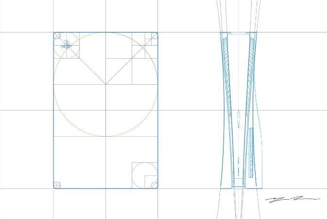 PS5 大きさ 筐体デザイン 今よりも大きいに関連した画像-03