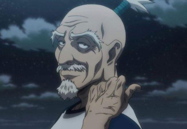 アニメ 史上最も戦闘力が高そうなジジイ ランキング 亀仙人に関連した画像-01