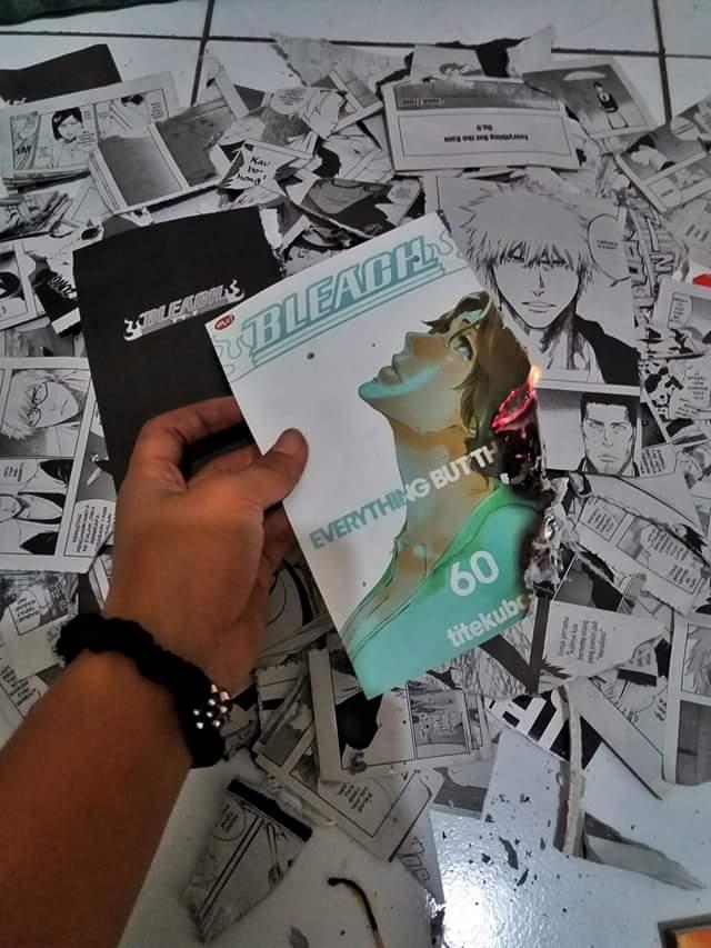 ブリーチ BLEACH 最終回 カップリング 論争 決着 世界中 ファン ブチギレ 単行本 円盤 イチルキ 織姫に関連した画像-04