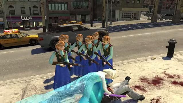アナと雪の女王に関連した画像-07