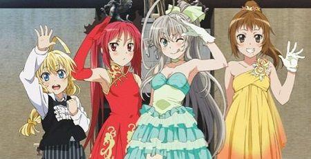 這いよれ!ニャル子さん OVAに関連した画像-01