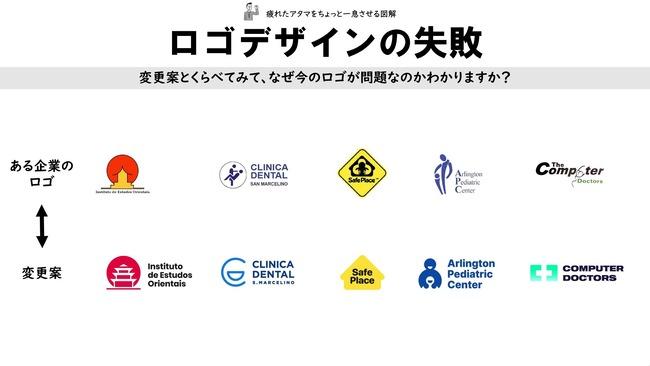 ロゴデザイン ロゴ 企業 失敗 理由に関連した画像-02