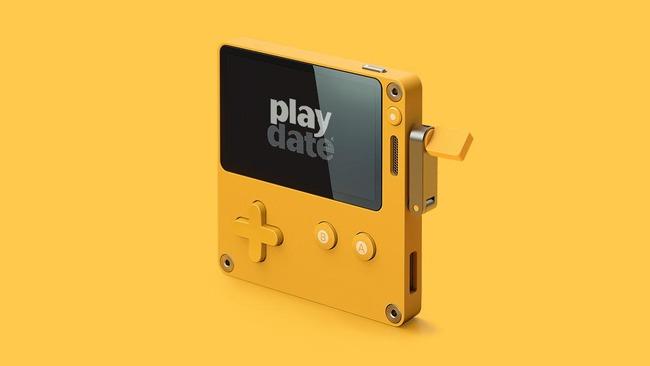 Playdate 新型ゲーム機に関連した画像-02