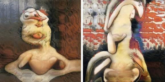 AI 人工知能 裸婦画に関連した画像-03
