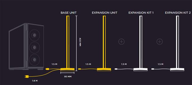 ゲーミングPC 光る棒に関連した画像-05