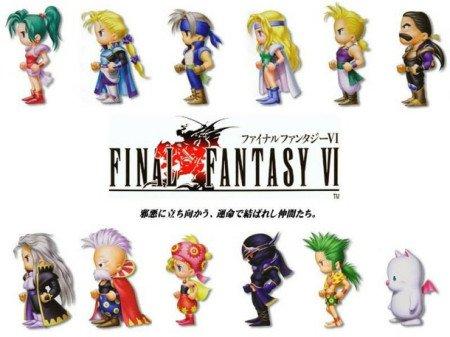ファイナルファンタジー6 FF6に関連した画像-01