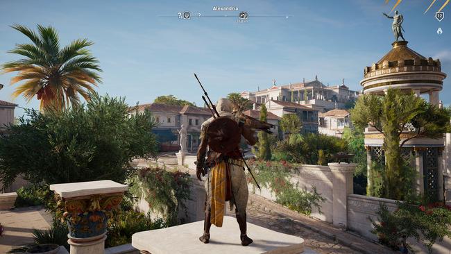 アサシンクリード オリジンズ XboxOneX ビジュアルに関連した画像-04