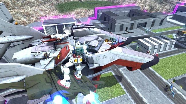 ガンダムバトルオペレーション NEXTに関連した画像-05