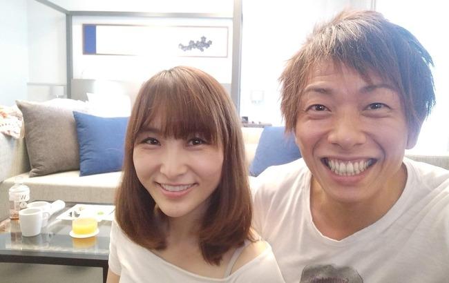【祝】人気ブロガーはあちゅうさん、セクシー男優・しみけんさんと結婚!