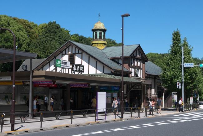 大正時代 都内 最古 木造駅舎 JR 原宿駅 建て替え 改築 に関連した画像-01