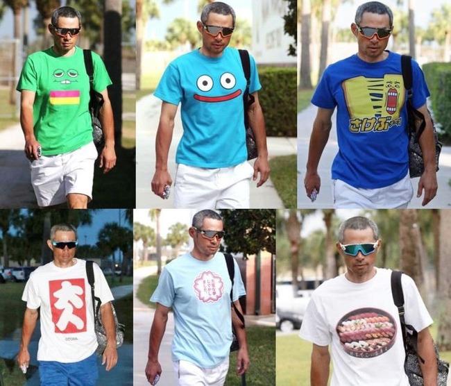 イチロー Tシャツ ネタに関連した画像-07