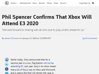 E3 2020年 Xbox マイクロソフトに関連した画像-02