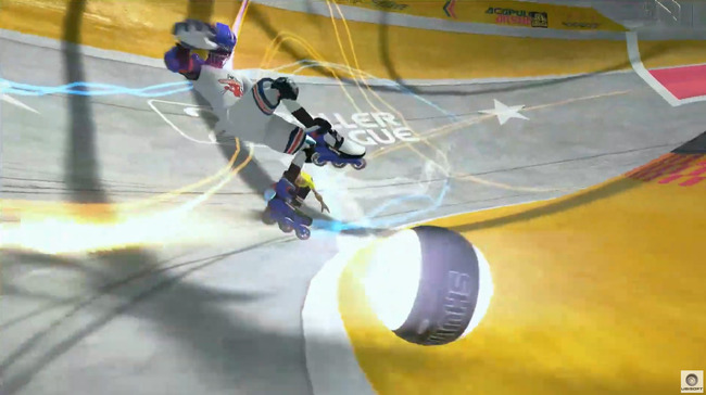E3 ユービーアイソフト カンファレンス2019 Roller Champions スポーツゲームに関連した画像-13