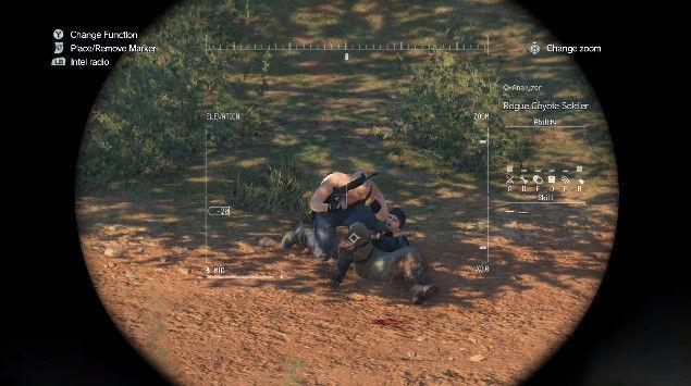 メタルギアソリッド MGS メタルギアソリッド5 MGS5に関連した画像-08