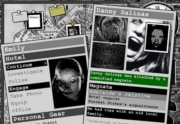 恐怖新聞 オカルト新聞 DailyChthonicle 記者 派遣 狼男 宇宙人 切り裂きジャック Steamに関連した画像-01