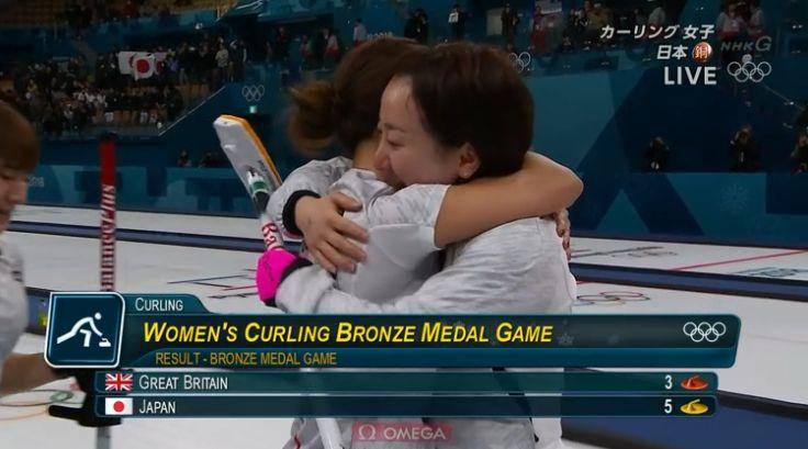 【速報】カーリング女子、銅メダル獲得!!!!おめでとおおおおおおおお!!!