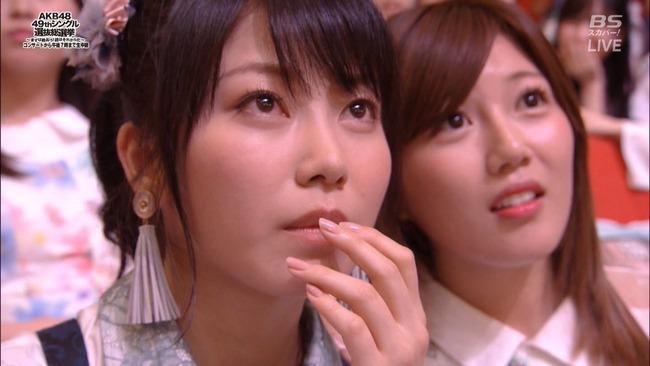 須藤凜々花 AKB総選挙 AKB48 NMB48 まゆゆ 渡辺麻友 反応に関連した画像-08
