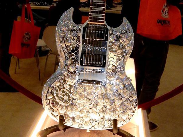 ダイヤ ギター ギブソンに関連した画像-04