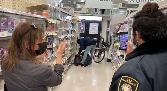 【衝撃映像】サンフランシスコさん、窃盗が軽犯罪となり終わる