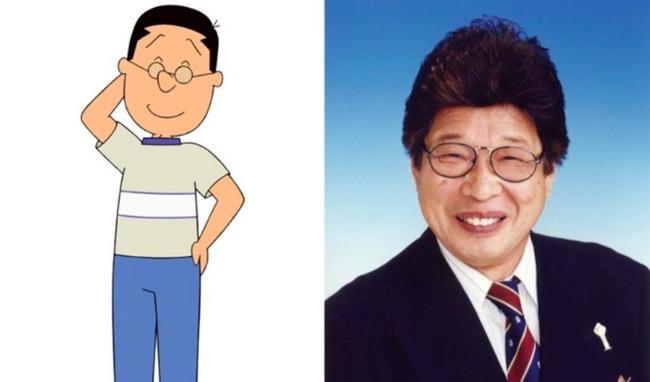 【訃報】声優の増岡弘さんが死去 マスオさんやジャムおじさんの声など