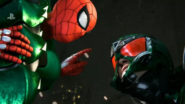 スパイダーマンゲームプレイに関連した画像-10