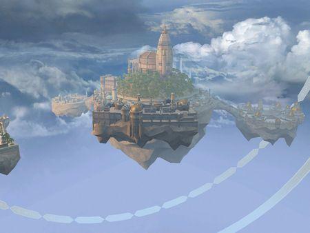 中国 浮遊都市に関連した画像-01