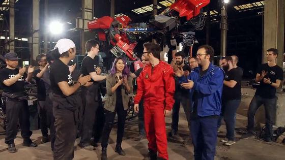 日米 ガチンコ 巨大ロボット 巨大ロボ 水道橋重工 クラタス 必殺パンチ 1勝 チェーンソーに関連した画像-12