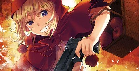 赤ずきん 銃 武装 全米ライフル協会 武装 おとぎ話に関連した画像-01