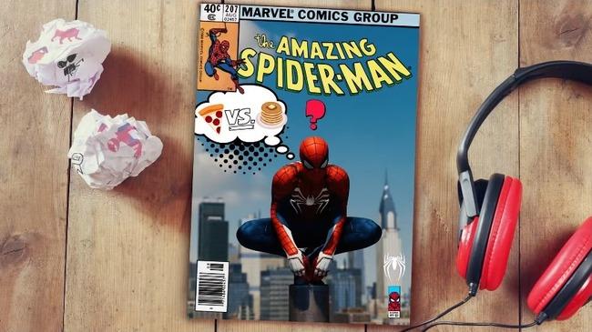 スパイダーマン フォトモード アメコミ風に関連した画像-09