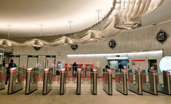 モスクワ 地下鉄 乗車パスに関連した画像-01